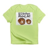 Big Brothers Rock Infant T-Shirt