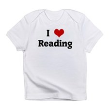 I Love Reading Infant T-Shirt