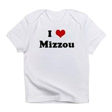 I Love Mizzou Infant T-Shirt