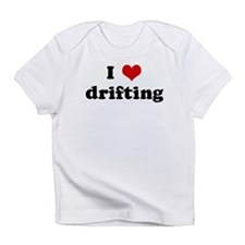 I Love drifting Infant T-Shirt