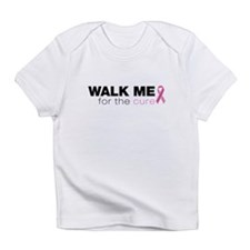 Cool Breast cancer walk Infant T-Shirt