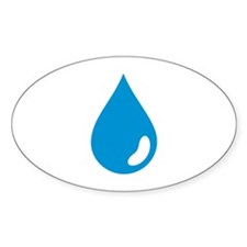 Water drop Decal
