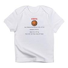 Future Martian Astronaut Infant T-Shirt