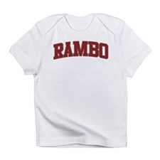 RAMBO Design Infant T-Shirt
