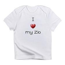 I Love my Zio Infant T-Shirt