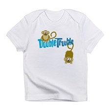Double Trouble Monkeys Infant T-Shirt