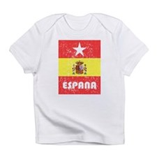 Part 8/8 - Spain World Cup 2010 Infant T-Shirt