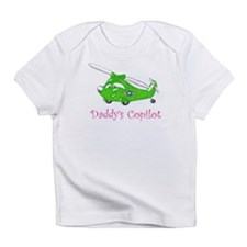 Navy baby Infant T-Shirt
