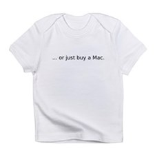 ... or just buy a Mac Infant T-Shirt