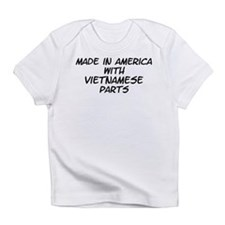 Vietnamese Parts Infant T-Shirt