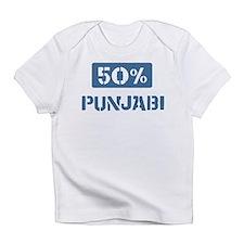 50 Percent Punjabi Infant T-Shirt