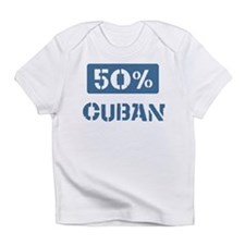 50 Percent Cuban Infant T-Shirt