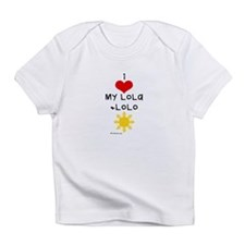 I Love Lola & Lolo Infant T-Shirt