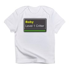 level 1 critter Infant T-Shirt