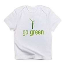 Go Green Infant T-Shirt