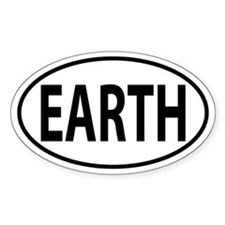 Earth Decal