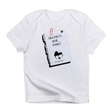 Helmets Are Cool Infant T-Shirt