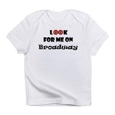 Broadway musical music Infant T-Shirt