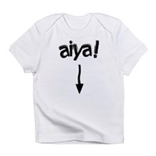 aiya! Infant T-Shirt