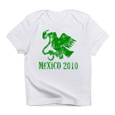 Mexico - Eagle - Green Infant T-Shirt