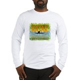 Kayak Reflections Long Sleeve T-Shirt