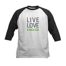 Live Love Eagles Tee