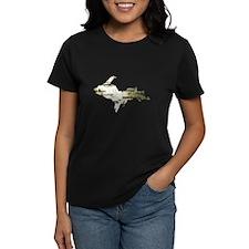 Birch U.P. Women's Dark T-Shirt