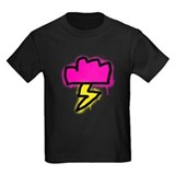 'Graffiti Lightning' T