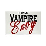 'Vampire Envy' Rectangle Magnet
