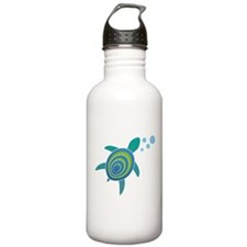 Ocean Doctor Sea Turtle Stainless Water Bottle 1.0