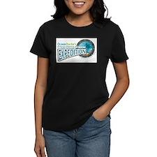 50-States Expedition Women's Dark T-Shirt