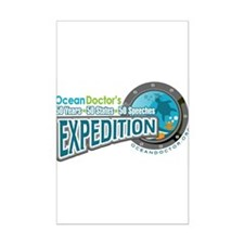 50-States Expedition Mini Poster Print
