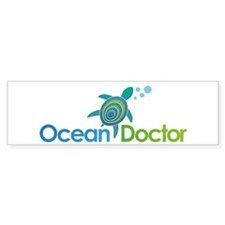 Ocean Doctor Logo Sticker (Bumper)