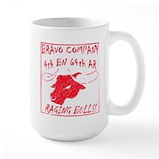 4/64 AR Mug- Bravo Co