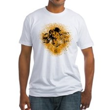 Big Cats Portraits Fitted T-Shirt