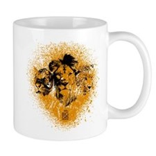 Big Cats Portraits Mug