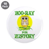 "History 3.5"" Button (10 pack)"
