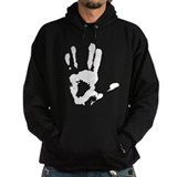 Vulcan Hand Sign Hoodie