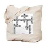 DRAGO SCRABBLE-STYLE Tote Bag