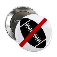 "Anti Football 2.25"" Button (10 pack)"