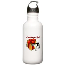 Cat & Dog Outside The Box Water Bottle