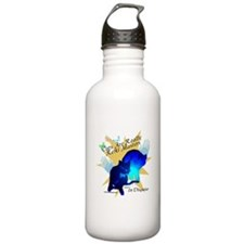 Cats are Reiki Masters in Dis Water Bottle