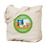 """Eat Healthy Breakfast"" Tote Bag"