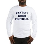 Varsity Fantasy Football Long Sleeve T-Shirt
