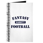 Varsity Fantasy Football Journal