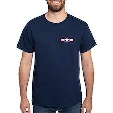 Star & Bars T-Shirt (Dark)