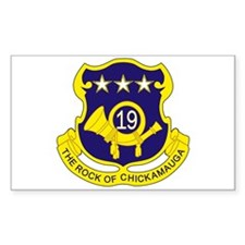 Cute Chickamauga Decal