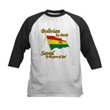 Bolivian by birth Tee