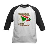 Burundian by birth Tee