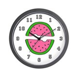 'Colorful Watermelon' Wall Clock
